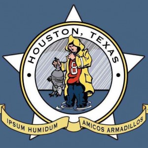 Houston Flood Logo